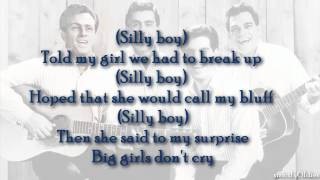The Four Seasons Big Girls Don't Cry lyrics