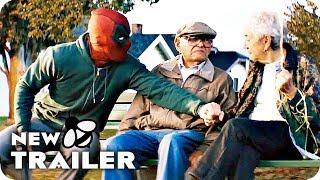 ONCE UPON A DEADPOOL New Spot & Trailer (2018) Deadpool 2 PG 13 Cut