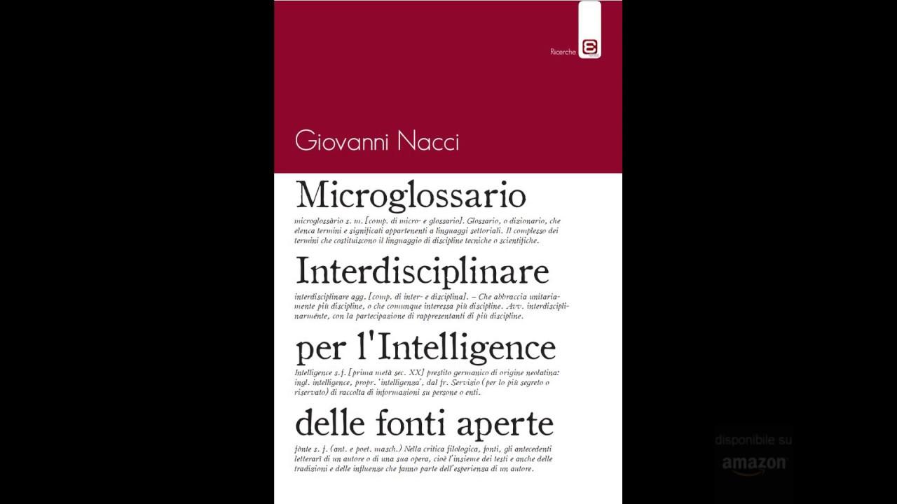Architettura generale del Microglossario e struttura dei lemmi