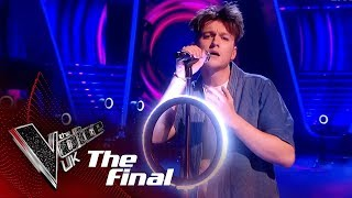 Jimmy Balito's 'The Best' | The Final | The Voice UK 2019