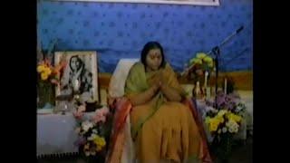 Discorso ai sahaja yogi, Dedizione e Devozione thumbnail