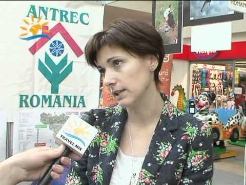 Interviu Ioana Tămaș, președinte Filiala Cluj ANTREC, Târgul Turistica, 25-27 martie, Cluj-Napoca, partea a doua