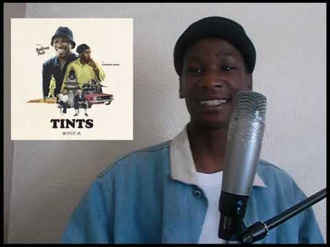 ANDERSON  PAAK TINTS FT KENDRICK LAMAR REACTION BY JOSAYA NOT NICE
