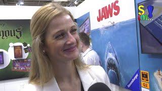 SPIELWARENMESSE 2020 - Ravensburger im Interview - Katrin Seemann - Spiel doch mal...! Nürnberg