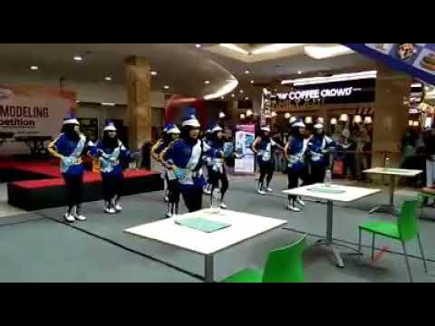 Penampilan Yaspen Paba Binjai Di Event Binjai Super Mall