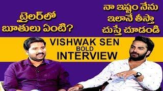 Vishwak Sen Bold Exclusive Interview | Falaknuma Das | Tollywood Best Interview in 2019 | TV5 News