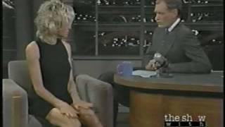 Farrah Fawcett Drugged On Letterman 1 Of 2