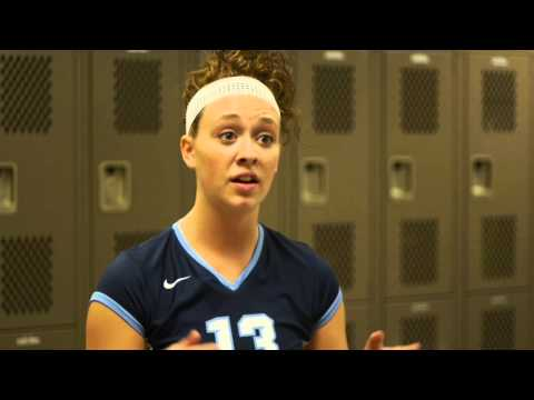 Student-Athlete loves SCC: Video