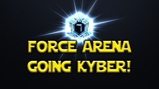 Star Wars: Force Arena - Getting To Kyber Stream