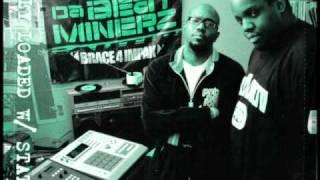 Da Beatminerz - $hut da f..k up - ft. Apani B Fly