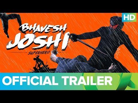 bhavesh joshi superhero trailer harshvardhan kapoor vikramad