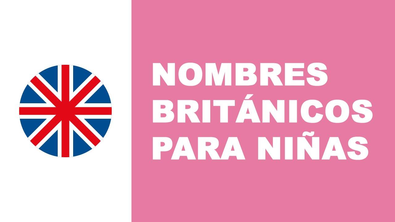 Nombres britanicos para niñas - los mejores nombres de bebés - www.nombresparamibebe.com