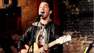 Andy Grammer Biggest Man in Los Angeles at the Lansdowne Pub 12/9/10