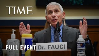 Dr. Anthony Fauci Gives Testimony on Trump Administration's Response to COVID-19 | LIVE | TIME