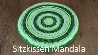 Sitzkissen Mandala