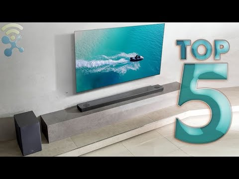 Top 5 Best Surround Sound Speaker System - Best Home Theater Systems 2019