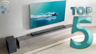5 Best Surround Sound Speaker System - Best Home Theater Systems