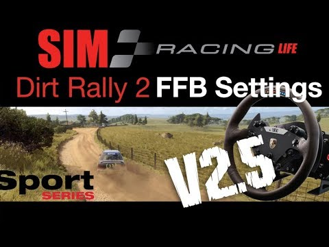 FFB :: DiRT Rally 2 0 General Discussions