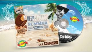 DJ DIASS pres. DEEPALICIOUS SUMMER VIBES | IZIDA ICE CREAM Promo Mix 2015