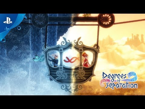 , title : 'Degrees of Separation - Features Trailer | PS4'