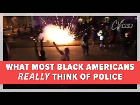 What Most Black Americans Really Think of Police