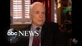 John McCain on the horrors he endured as a POW