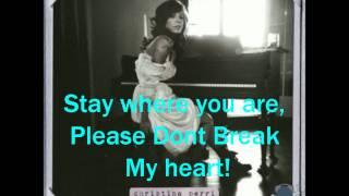Christina perri - Daydream Lyrics