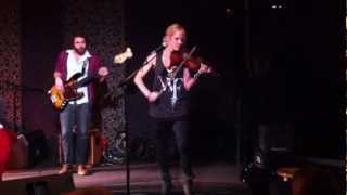 <b>Martie Maguire</b> Sits In With John Fullbright At Poor Davids Pub