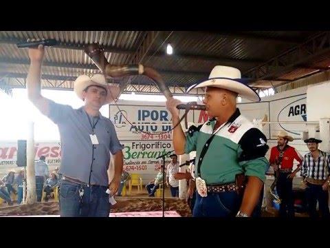 G DE AMORINÓPOLIS - CAMPEÃO DO CONCURSO DE BERRANTE DO 1º ENCONTRO DOS BERRANTEIROS, IPORÁ-GO