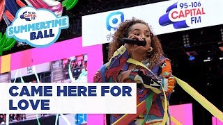 Sigala Feat. Ella Eyre – 'Came Here For Love' | Live At Capital's Summertime Ball 2019