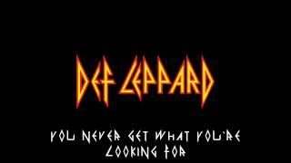 Def Leppard - White Lightning Lyrics