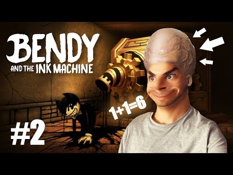 Treba používať mozog! | Bendy And The Ink Machine | #2