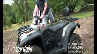 preview picture of video 'Aventura en La Falda   Cuatriciclos'