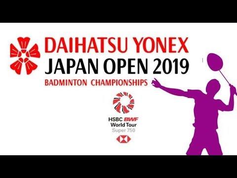 Live Streaming Badminton DAIHATSU YONEX Japan Open 2019   Day 1   Live Score  
