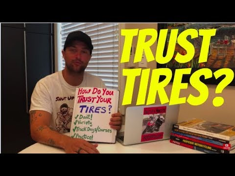 How Do You Trust Your Tires? You Don't!