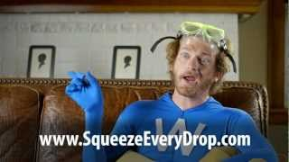 Squeeze More From Every Drop