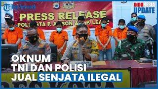 Kasus Oknum TNI-Polri Jual Senjata ke KKB Papua, Polda Maluku: Sudah Berpindah Tangan Beberapa Kali