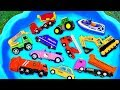 Download Lagu Toys review and learning name and sounds Construction vehicles Mp3 Free