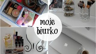 Back to school: MOJE BIURKO   kobusjulia
