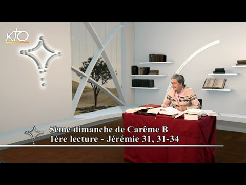 5e dimanche de Carême B - Intégrale