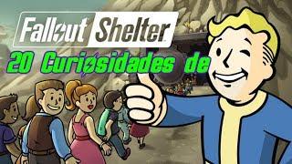 20 Curiosidades de Fallout shelter