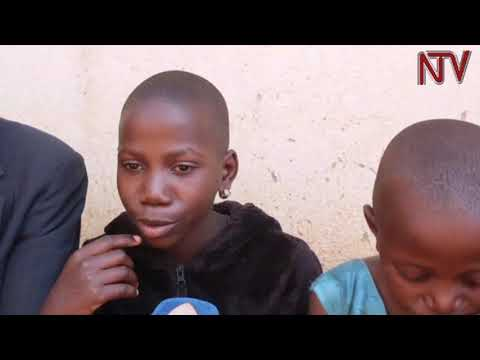 Jinja police recovers two of the three missing children