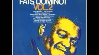 Fats Domino - You Win Again - (unique song recording) L I V E 1965