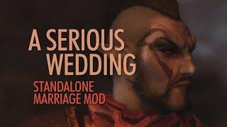 Teldryn Sero Marriage Mod Walkthrough - A Serious Wedding