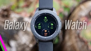 Samsung Galaxy Watch - The Review