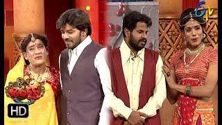 Hyper Aadi, Raising Raju Performance | Jabardasth  | 10th October 2019  | ETV Telugu