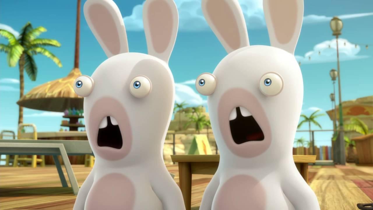 Кролики все серии подряд