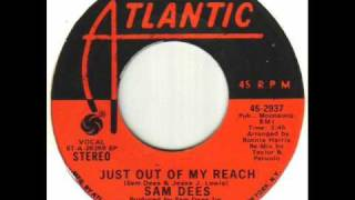 Sam Dees - Just Out Of My Reach.wmv