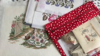 09. Мои работы (Июль 2018г). Danybrod/Paula Vaughan/Mice in the Sewing Room.