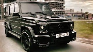 Проект G 55 AMG - обвес BRABUS, MANSORY консоль, сиденья от Mercedes S-Class!) Гелик. Тест-обзор!)
